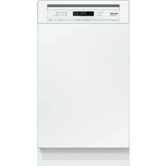 MIELE G4620 SCi Active Semi-integrated dishwasher White | Delay start and cutlery tray